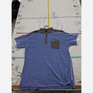 Men's 2XL Akademiks Polo Shirt